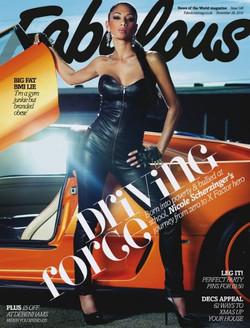 Fabulous Magazine . UK.