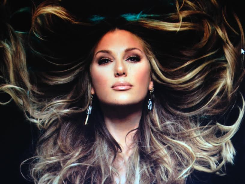 Daisy Fuentes. Stick with Me earrings shown