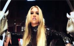 Kesha . Blow video.