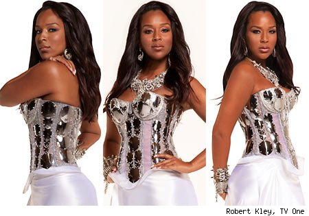 LisaRaye . Single Ladies TV1.