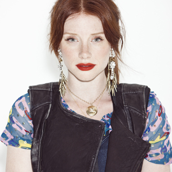 Nylon Magazine. Bryce Dallas Howard
