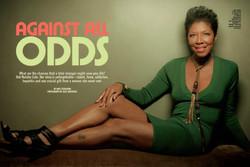 Black Health Magazine. Natalie Cole