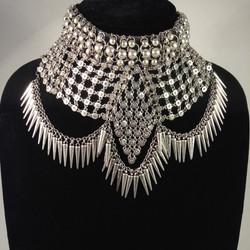 Warrior Queen necklace