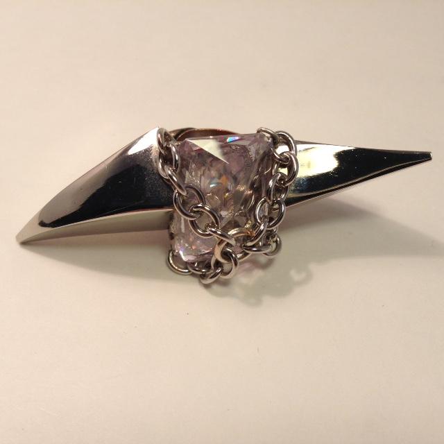 Ring -1279. Clawry Days ring