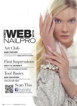 NAILPRO Magazine