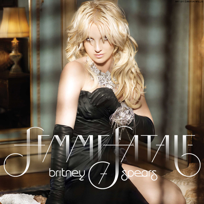 Femme Fatale cover.