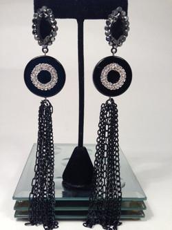 Norma Talmidge earrings