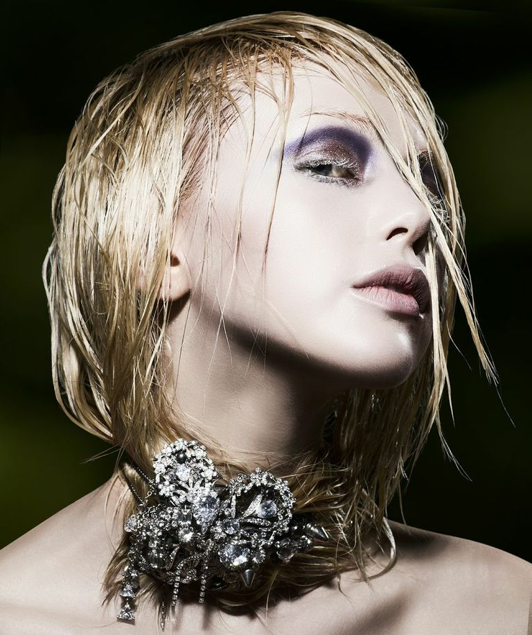 TCHAD . Beauty Editorial.
