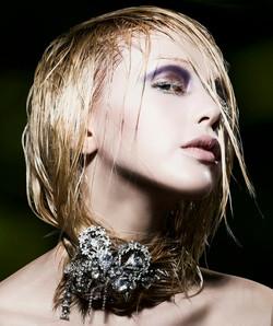 TCHAD . Beauty Editorial.