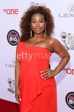 Tanika Ray. NAACP Image awards.