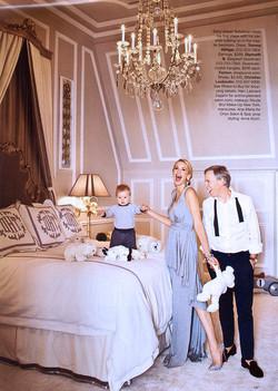 Harpers Bazaar Magazine.