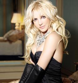 Britney . Femme Fatal album.