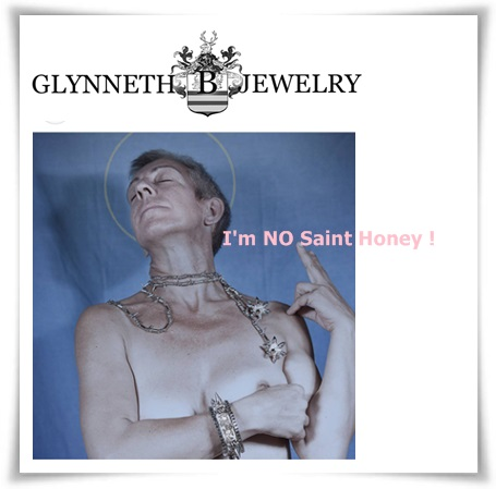 I'm no Saint Honey.