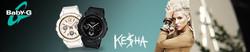 Kesha Baby G watches.
