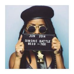 Simone Battle. G.R.L.
