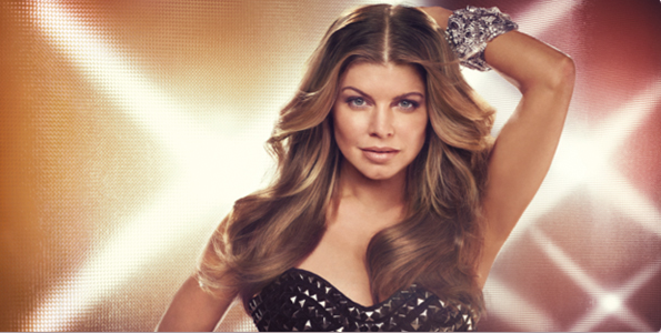 Fergie  for Avon  Hair care.