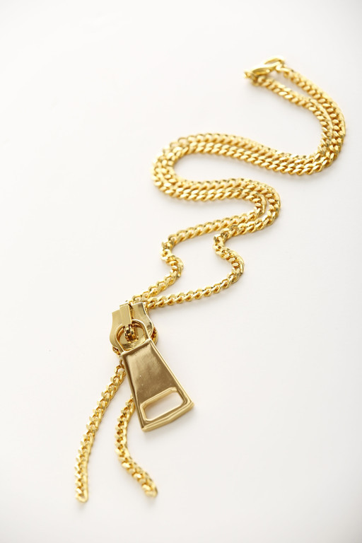 HG-NE32. Zip it Up. Gold.