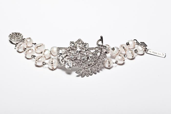 BD-BR4832. Tru Romance. Bracelet.