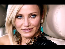 Cameron Diaz in The Councelor .