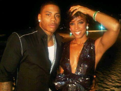 Kelly Rowland & Nelly.