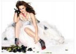 Glamour magazine. Leighton Meester.