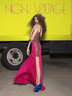 High Voltage. Teen Prom magazine