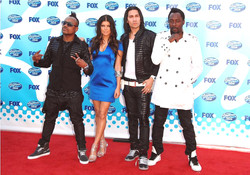 American Idol. Black.Eyed.Peas.