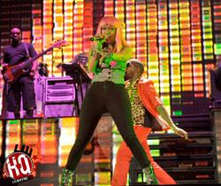 Nicki Minaj Jay Z & Kanye.