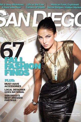San Diego Magazine.