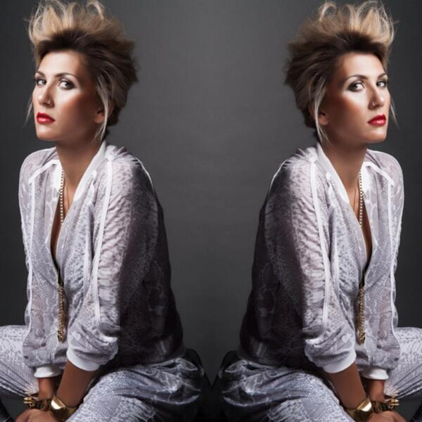 Sofi Toufa, Singer & DJ.