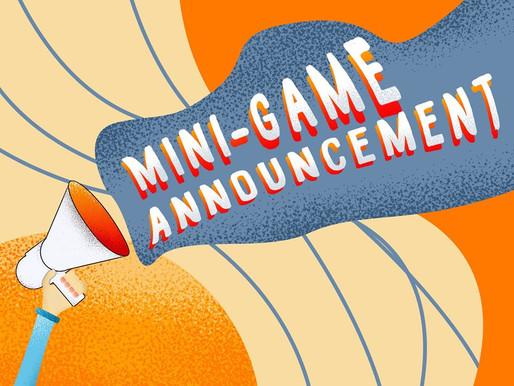 [MINI-GAME: HEALTH and YOUTH]