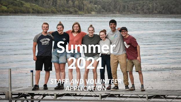 Summer Staff 2021