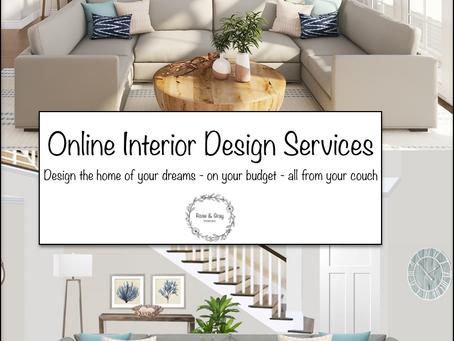 Online Interior Design Services - Affordable eDesign