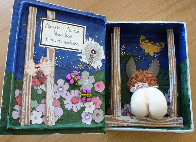 A Midsummer Night's Dream by Veronica Hilton