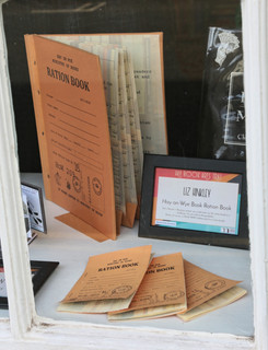 Hay-on-Wye Book Ration Book by Liz Hinkley