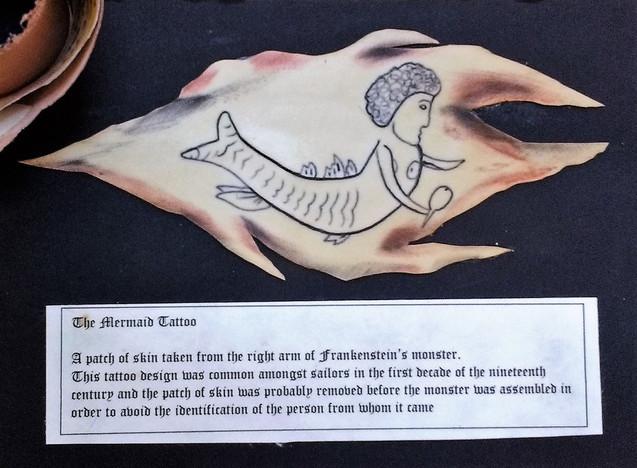 The Mermaid Tattoo by David Bingham