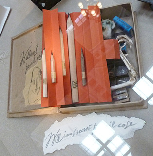 William's Special Pencil Case by Nigel Kerry