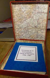 Growing up in Leominster: Land of Streams 1956-1967 by Liz Hinkley