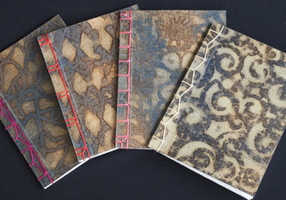 Notebook Selection by Cathy Jones