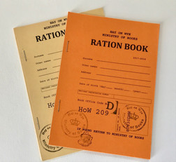 Hay-on-Wye Ration Book