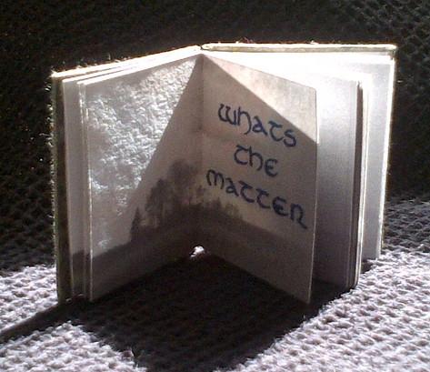 Stitched concertina