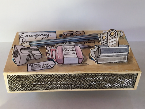 Emergency Drawing Kit