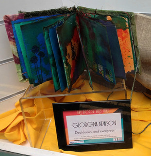 Deciduous and Evergreen by Georgina Newson