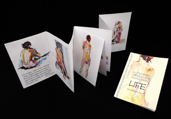 Little Book of Watercolours Painted from Life