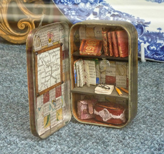 Petit Bibliotheque by Valerie Spanswick