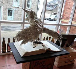 Google Bird by Mellie Lane