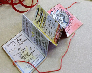 1st Prize for Stitching! by Katy Alston