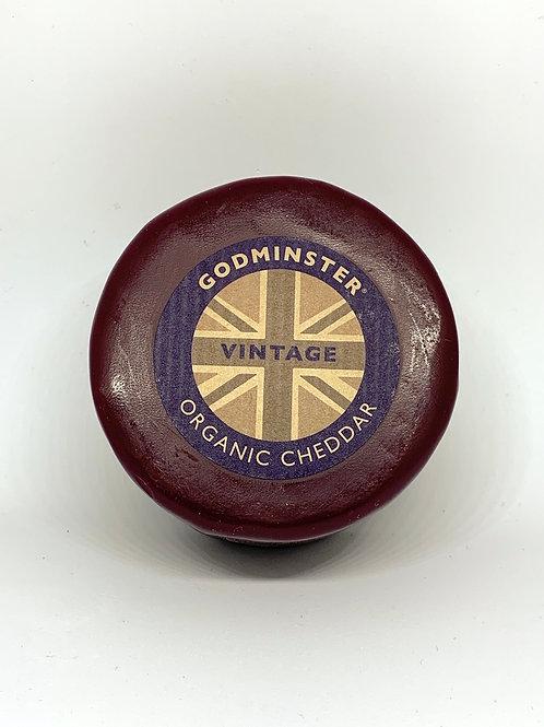 Godminster Organic Cheddar 200g