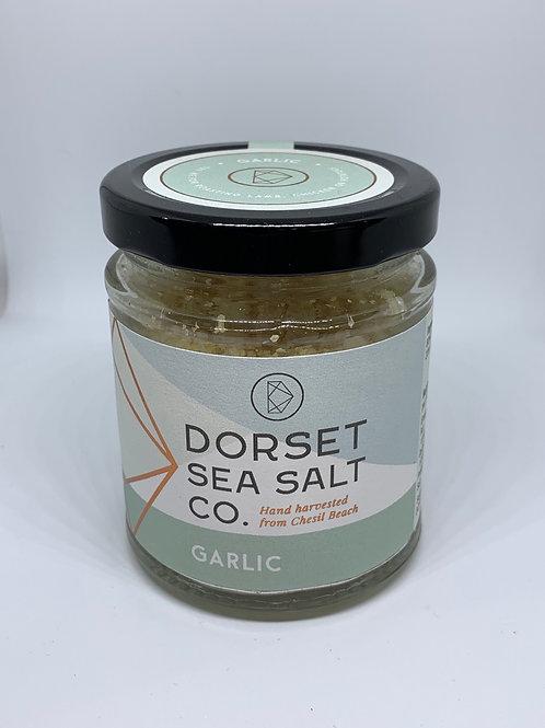 Dorset Sea Salt Co. Garlic 125g