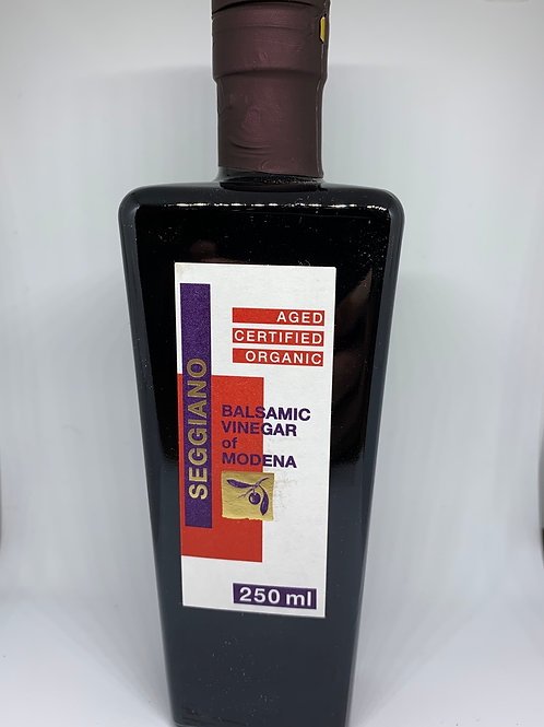 Seggiano Balsamic Vinegar Of Modena 250ml